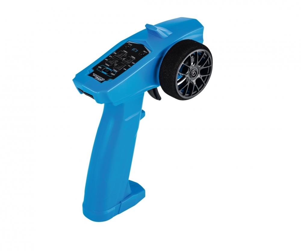 Carson RC Fernsteuerung Reflex Wheel Start 2,4Ghz Radio blau