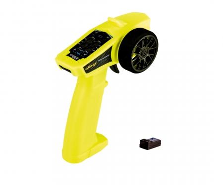 Reflex Wheel Start 2.4G Radio neonyellow