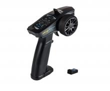 carson Reflex Wheel Start 2.4G Radio black