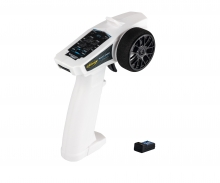 Reflex Wheel Start 2.4G Radio weiss