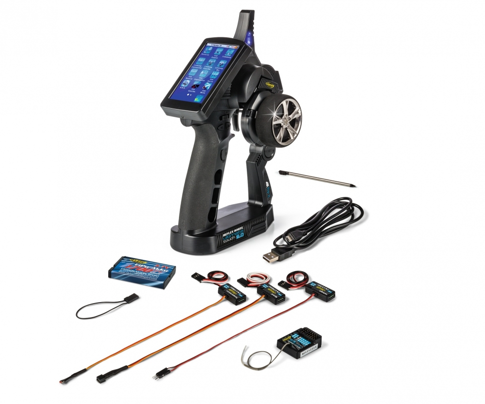 Carson Empfänger 2,4 Ghz für Reflex Ultimate touch 2.0 500501541