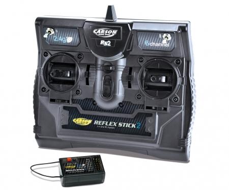 carson FS Reflex Stick II 2.4 GHz  6CH