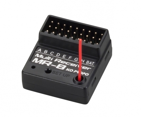MR-8 2.4GHz MX-F RX