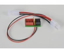 Reflex Switch 2/4 Stromverteiler