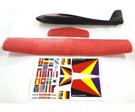 carson Felix-IQ hand launch glider sorted