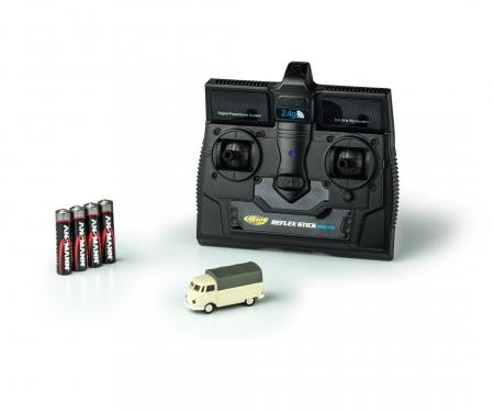 carson 1:87 VW T1 Bus Pick-up 2.4G 100% RTR