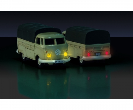 carson 1:87 VW T1 Bus Pick-up 2.4G 100% RTR