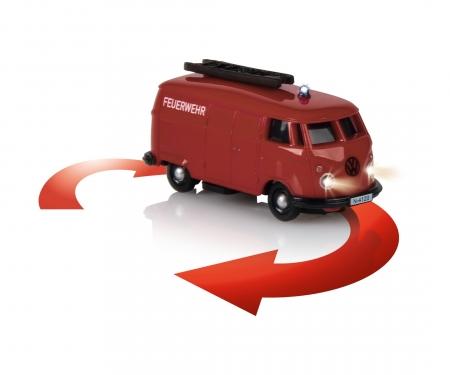 1:87 VW T1 Van Fire Truck 2.4G 100%RTR