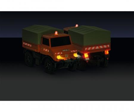 carson 1:87 MB Unimog U400 Kommunal 100% RTR