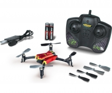 X4 Quadcopt. 150 Sport 2.4G 100% RTF red