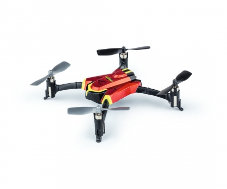 X4 Quadcopt. 150 Sport 2.4G 100% RTF red