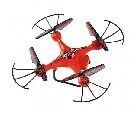 carson X4 Quadcopt.Dragon 330 2.4G 100% RTF red