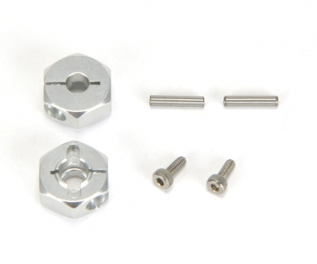 carson DT03 Alum. 12mm Hex Drive Washer (2) Cl.