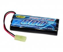 carson 7,2V/800mAh NiMH Power Battery Mini-TAM