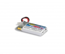 carson LIPO-Battery 3,7V, 380 MAH X4 Quadco.Spy