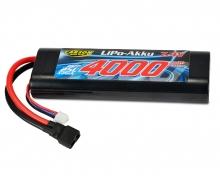 carson 7,4V/3200mAh 25C LiPO Battery T-Pl. HC R