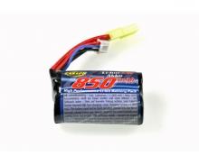 carson 7,4V/850mAh LiION Power Battery Mini-TAM