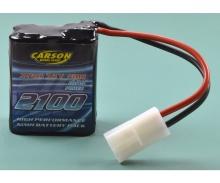 carson 7,2V/2100mAh NiMH Battery CV-10 Autom.