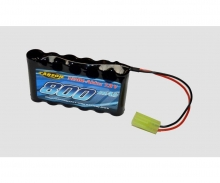 carson 7,2V/800mAh Power NiMH Battery Mini-TAM