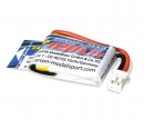 Micro bike battery 3,7V/120mAh LiPo-accu