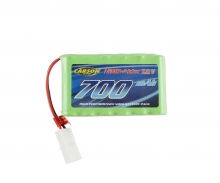 Optional Batt. NIMH 7,2V 700 MAH Tamiya