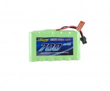 Optional Batt.NIMH 7,2V 700 MAH JST Plug