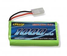 carson Optional Batt.NIMH 9,6V 1000MAH Tam.Plug