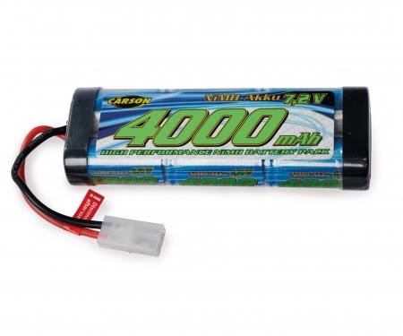 carson 7,2V/4000mAh NiMH Race Battery TAM