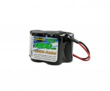 carson 6V/1800mAh NiMH RX-Battery Hump BEC