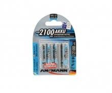 carson 1,2V/2100mAh Mignon/AA Battery Set (4)