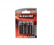 carson 1,5V Alkaline Mignon AA LR6 Batterie (4)