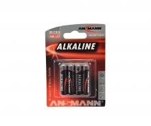 carson 1,5V Alkaline Micro AAA LR03 Batt. (4)