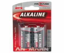 carson 1,5V Baby/C/LR14 Alkaline Set (2)