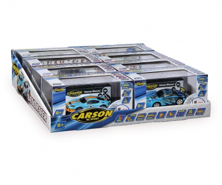 Nano Racer 8er Display 5-assort.