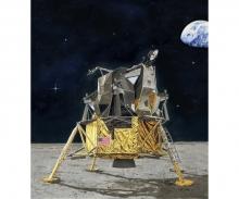 """1:48 Apollo 11 Lunar Module""""Eagle"""""""