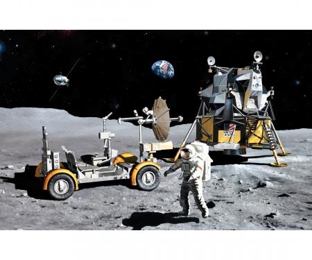 """carson 1:72 Apollo 17 """"The Last J-Mission"""""""
