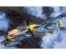 1:48 Bf110D-3 (WING TECH)