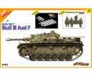 1:35 StuG.III Ausf.F+Sturmgeschütze Crew