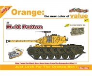 1:35 M-46 Patton + G.I.