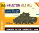 1:35 M4A3 (75)W Welded Hull