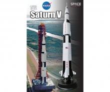 carson 1:72 Saturn V, Fertigmodell