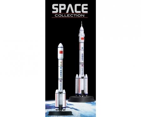 carson 1:400 CZ-2 Rockets