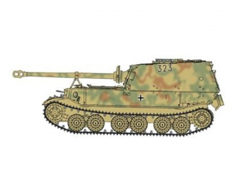 Sd.Kfz.184 Elefant3./s.Pz.Jg.Abt.653 Pol