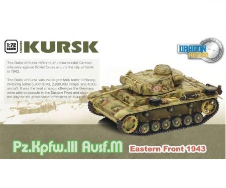 1:72 Pz.Kpfw.III Ausf.M Eastern Front'43