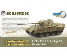 1:72 Panther Ausf.D Early Production'43