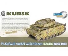 1:72 Pz.Kpfw.III Ausf.N w/Schurzen 6.Pz.