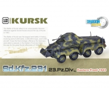 1:72 Sd.Kfz.231 23.Pz.Div. East.Front'43