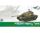 1:72 M103A1 Heavy Tank