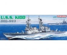 1:350 U.S.S. Kidd DDG-993
