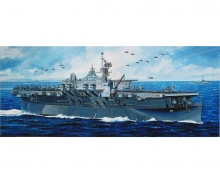 carson 1:350 U.S.S. Independence CVL-22